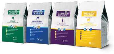 Barnside Veterinary Hospital recommends USDA Organic, Antibiotic Free, Grain Free, Sustainably Harvested VRS dog food and cat food.  Avoid pet food recalls with quality Veterinary Recommend Transparent Nutrition